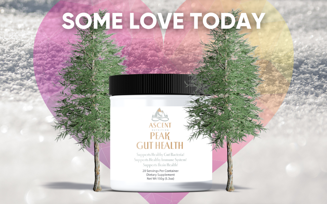 Freely Love Your Gut with Larch Fiber!