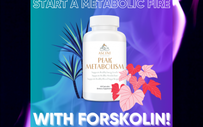 Start a Metabolic Fire with Forskolin