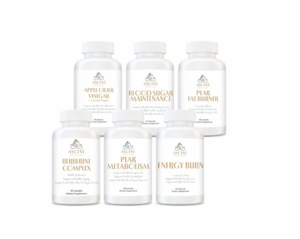 Weight Maintenance Bundle by Ascent Nutrition