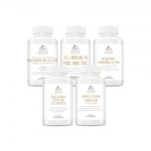 Gut and Digestive Bundle by Ascent Nutrition